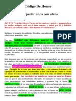 Código De Honor maestros.doc