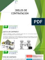 Modelos de Contratacion