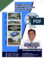 Comite Civico El Agua Santa Cruz del Quiché