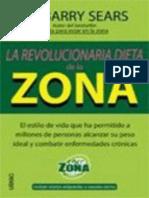 La Revolucionaria Dieta de La Zona. 349p