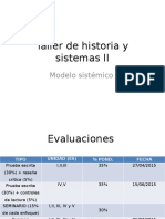 Taller de Historia y Sistemas II