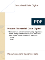 Teknik Komunikasi Data Digital#4