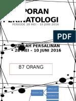 Perinatologi 28 Mei - 10 Juni 2016
