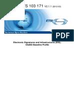 ETSI_103171_XAdES_v2.1.1