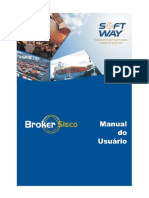 Softway - Broker Sisco - Manual Do Usuário