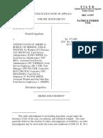 Patel v. United States, 10th Cir. (1997)