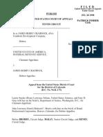 United States v. Craddock, 143 F.3d 595, 10th Cir. (1998)