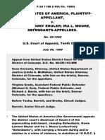 United States v. Shuler, 181 F.3d 1188, 10th Cir. (1999)