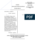 Garrett v. Fleming, 10th Cir. (2004)