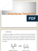 Interfaces Tangiveis