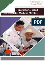 Manual Para El Promotor de Salud FAM