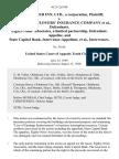 Eighty-Niner Inn, Ltd., a Corporation v. American Employers' Insurance Company, Eighty-Niner Associates, a Limited Partnership, and State Capitol Bank, Intervenor-Appellant, Intervenors, 412 F.2d 104, 10th Cir. (1969)