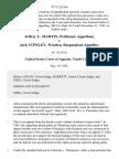 Jeffrey L. Martin v. Jack Cowley, Warden, 977 F.2d 596, 10th Cir. (1992)