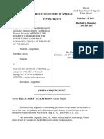 Thiebaut v. Colorado Springs Utilities, 10th Cir. (2011)