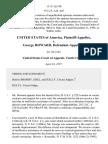 United States v. George Howard, 111 F.3d 140, 10th Cir. (1997)