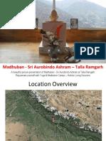 Madhuban Sri Aurobindo Ashram Talla Ramgarh