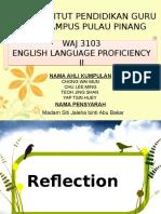 5. Reflection