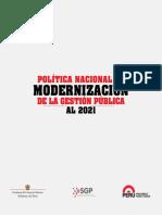 Politica Nacional de Modernizacion de la Gestión Pública.pdf
