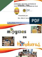 Mipymes en Honduras