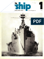 Warship Profile 01 HMS Dreadnought
