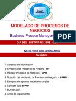 Modelado de Procesos de Negocios - BPM