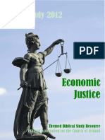 Anglican bible study on Economic Justice