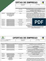 Serviços de Emprego Do Grande Porto- Ofertas 07 07 16