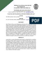 Articulo Final 2 (Turbinas de Gas) - TERMO 2