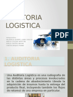 AUDITORIA LOGISTICA