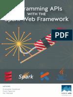 Using Spark Java to Program Apis