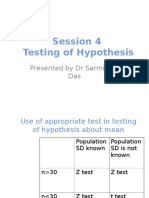 Research Methodology 2.7 Paired Test