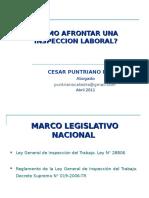 cpuntriano_COMO_AFRONTAR_UNA_INSPECCION_LABORAL.ppt