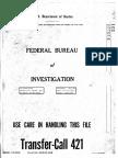 George Weissman FBI file (1 of 1)