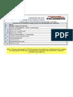 Rol de Documentos Pessoais (Provisório)