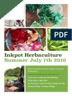 herbaculture inpot