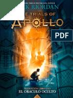 RRC the Trials of Apollo Español