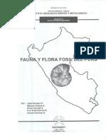 INGEMMET et al 1995 -Boletin Nº 017- Fauna y Flora Fósil del Perú.pdf