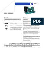27595820 Generator Set Dies