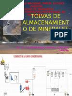 Tolvas de Almacenamiento de Minerales