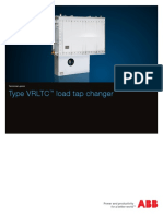 Load tap changer (LTC)
