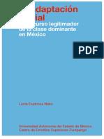 Readaptación social, un recurso legitimador de la clase dominante en México