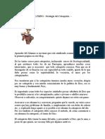 APRENDER DEL ALUMNO - Sicología Del Catequista