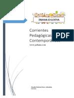CORRIENTES PEDAGOGICAS MODULO.pdf