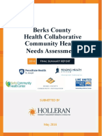 Berks County Community Health Needs Assessment