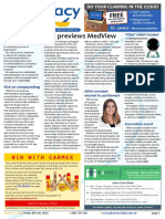 Pharmacy Daily for Fri 08 Jul 2016 - eRx MedView, Friendlies U18 vax push, UTS pharmacy survey, compounding, SHPA and much more