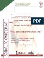 Atencion Preconcepcional Firme.
