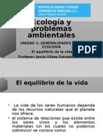 Ecología y Problemas Ambientales