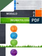 Módulo Reumatología