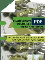 Planeamiento Urbano Ambiental