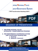 Pnp Transformation Roadmap 2030